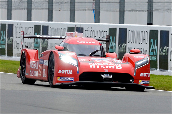 Nissan-Le-Mans-Test-Day