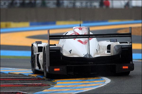 Rebellion-Le-Mans-Test