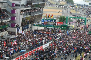 Le Mans 24 Hours: Raceday Gallery 3