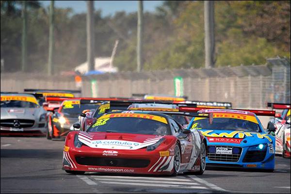 Australian-GT-Townsville-race-1-start