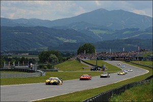 ELMS: Red Bull Ring, Race Day Gallery