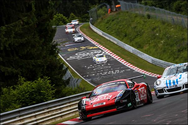 Motor Racing - VLN ADAC ACAS H&R-Cup, Round 3,  Nurburgring, Germany