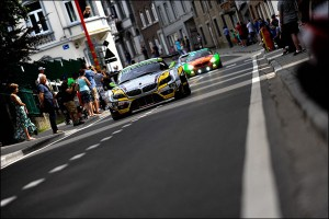 Blancpain Endurance Series: Spa 24 Hours, Parade Gallery