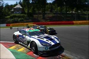 British GT: Spa Francorchamps, Weekend Gallery