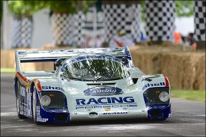 2015 Goodwood Festival of Speed In Pictures