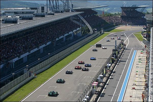 WEC-Nurburgring-Start