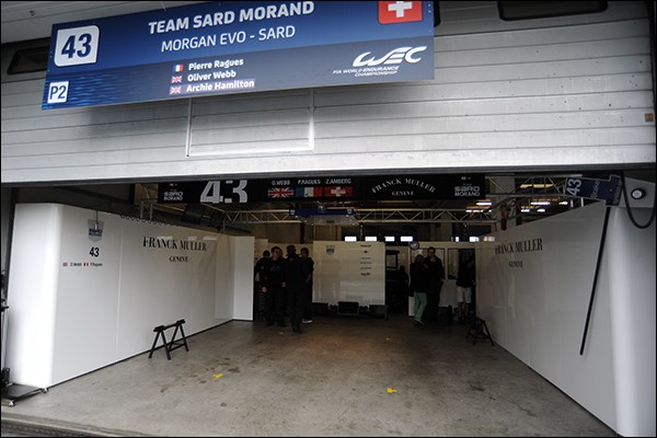 WEC_Nurburgring_Pitwalk-Morand-Garage