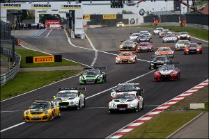 ADAC GT Masters: Nurburgring, Weekend Gallery