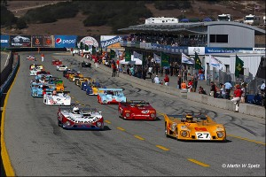 2015 Rolex Monterey Motorsports Reunion In Pictures, Day Three