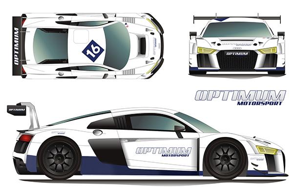 Optimum Announce Experienced Dubai Line Up For Debut Audi