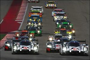 FIA WEC: COTA, Race Gallery