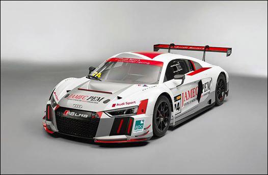 Jamec Pem Add 2 New Audi R8 Lms To Bathurst Entry