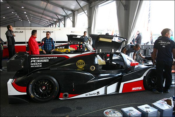 Adess LMP3 Update With Stephan...