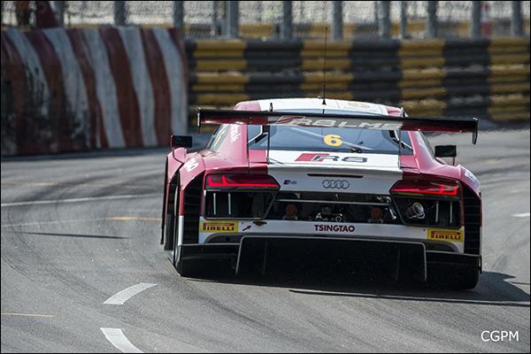 Audi-R8-Macau-Race