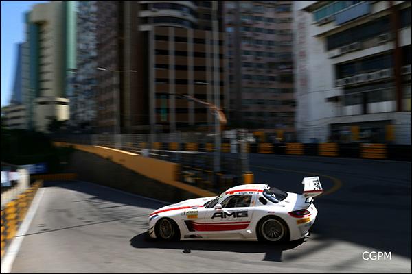 Engel-Mercedes-Macau