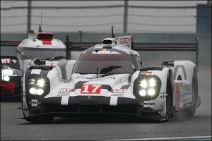 FIA WEC: Shanghai, Finish Order In Pictures
