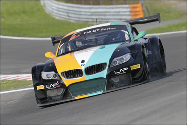 BMW-Z4-GTE-Team-India