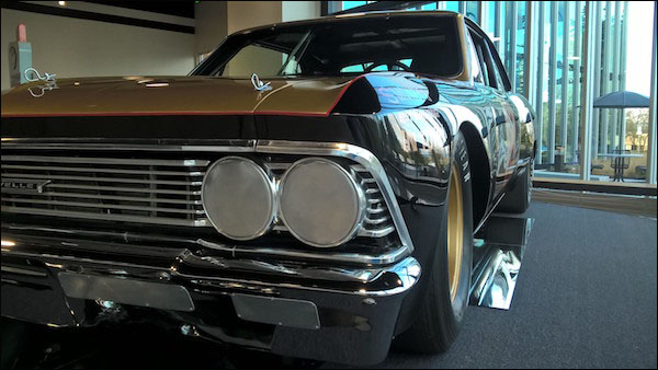 The Infamous Incredible 1967 Smokey Yunick Chevrolet Chevelle
