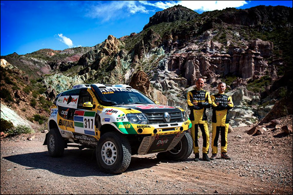 Christian-Lavieille-Dakar-Rally