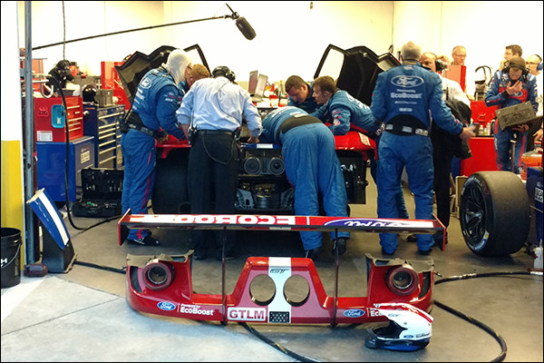 Pericak on ford s le mans entry you can t finish 1 2 3 for Garage ford le plessis grammoire