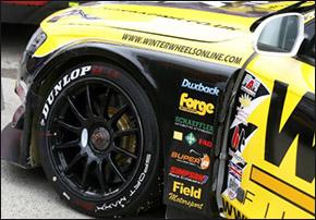 BTCC-Dunlop-Tyre