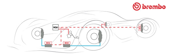 Brembo-Brake-By-Wire-System
