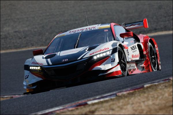 Honda S 2016 Super Gt Plans Confirmed Dailysportscar Com