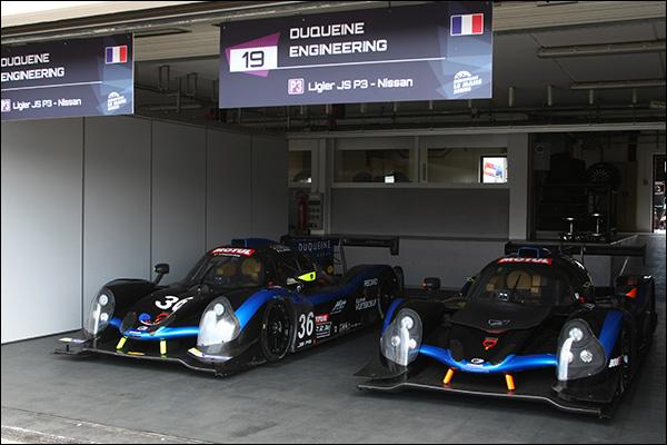 Duqueine-Racing-ELMS-2016-test
