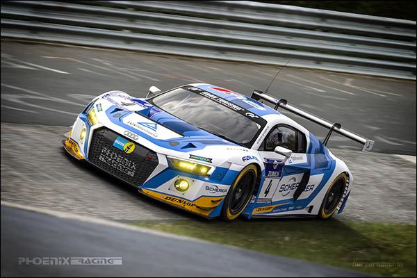 Phoenix Racing Announce GT Programme Dailysportscarcom - Audi phoenix