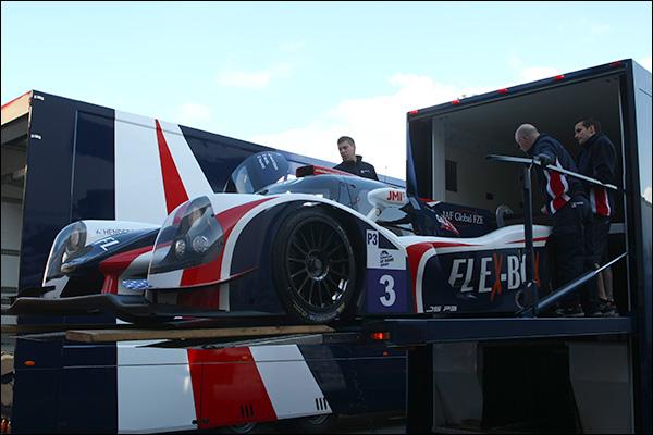 United-Autosports-ELMS-2016-test