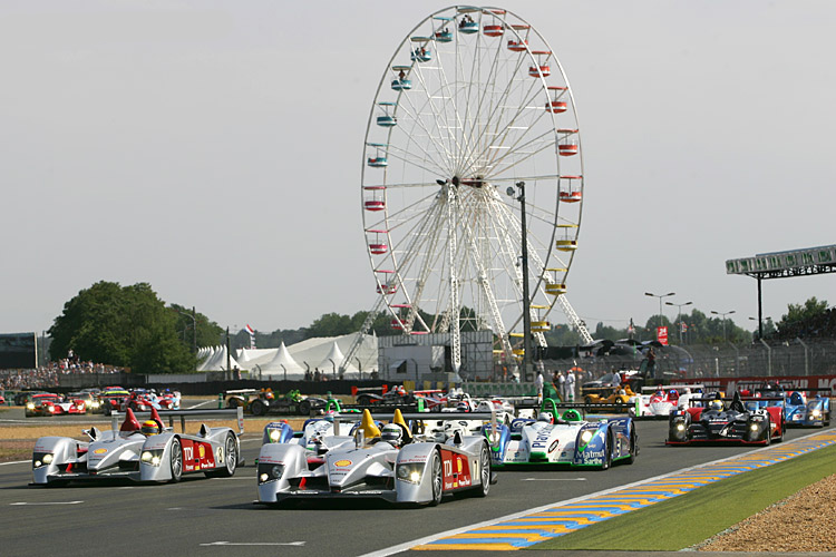 History of Le Mans 24 Hours