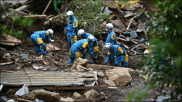 Kyushu-island-earthquake