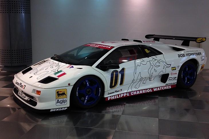 Lamborghini Looks Back At The Original Super Trofeo