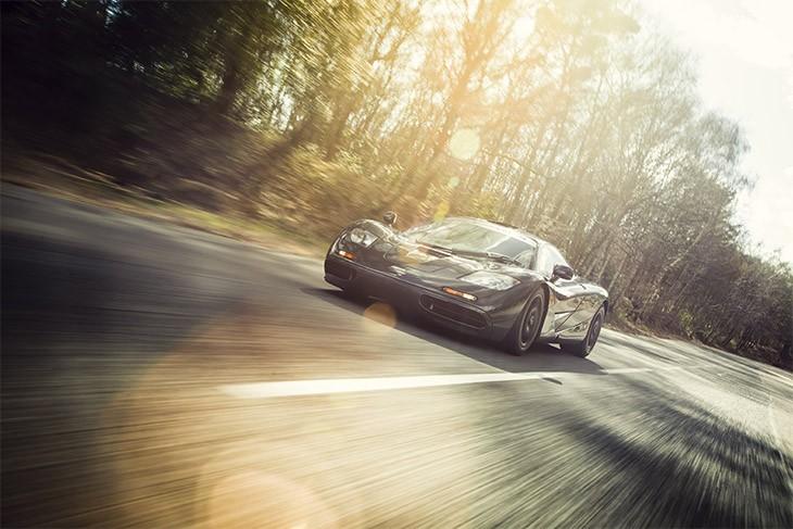 Concours Condition McLaren F1 Up For Sale – dailysportscar com
