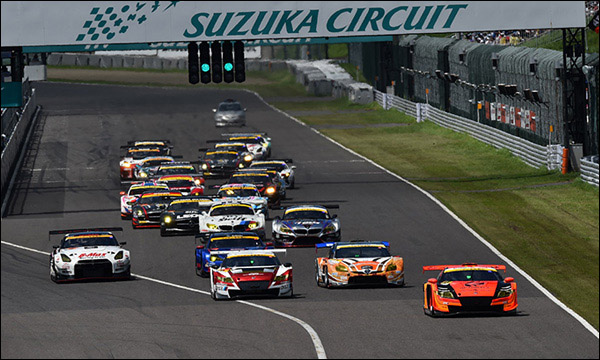 Super-GT-Suzuka-start