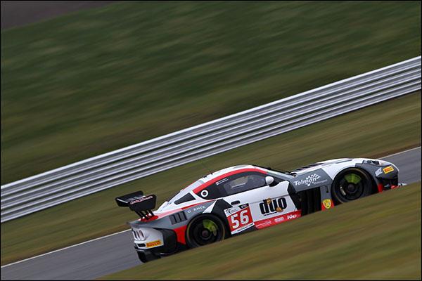 David Pattison / Luke Davenport Tolman Motorsport Ginetta G55 GT3