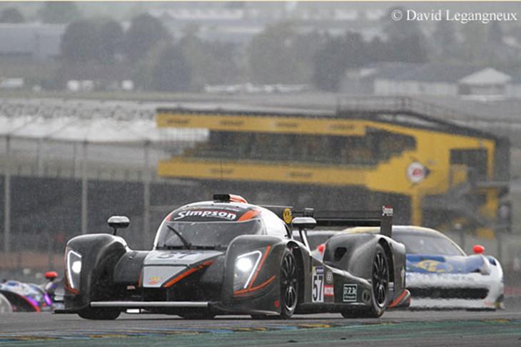 Le Mans Team Lnt Wins Dailysportscar Com