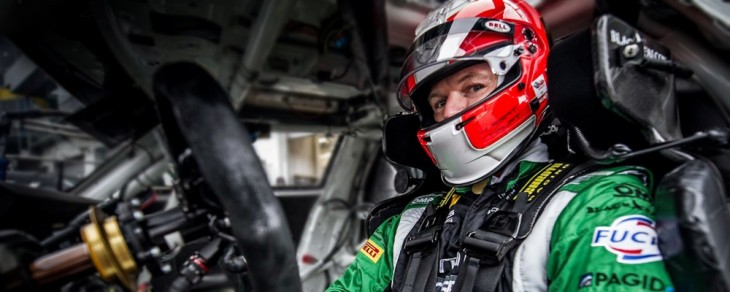 Hubert Haupt: Full Attack With the New Mercedes-AMG GT3
