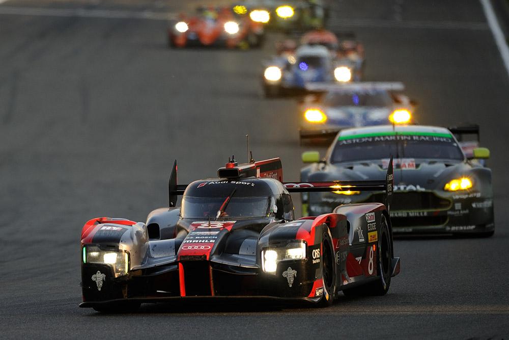 1st: #8 LMP1 | Lucas Di Grassi, Oliver Jarvis, Loic Duval | Audi R18