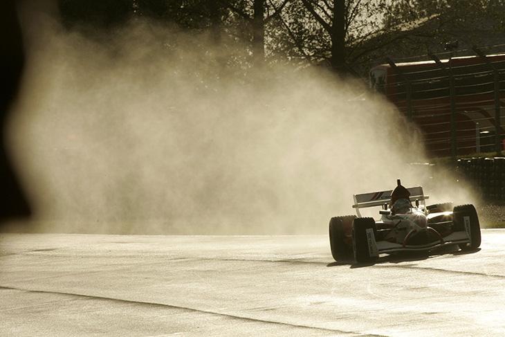 23.09.2005 Brands Hatch, England, Scott Speed, Team USA - A1GP Championship 2005