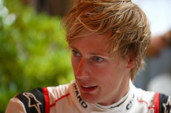 Brendon-Hartley-Le-Mans-2016