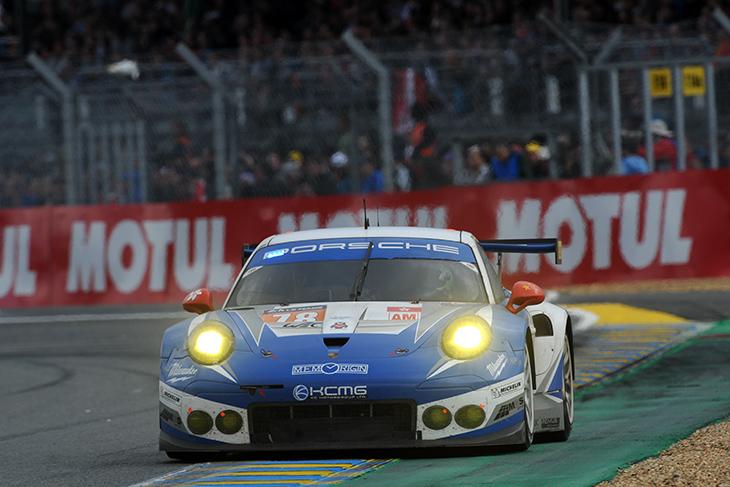 LM24_2016_Race_KCMG_Porsche_78