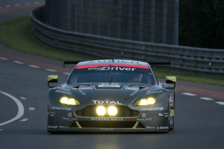 Aston Martin Racing Festival Entry Released Dailysportscar Com