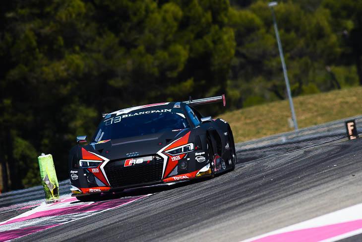 WRT-Audi-BES-Paul-Ricard-Practice