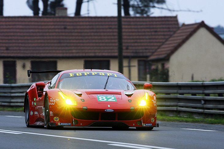 le-mans-test-2016-finish-order-82-Risi-Ferrari-488