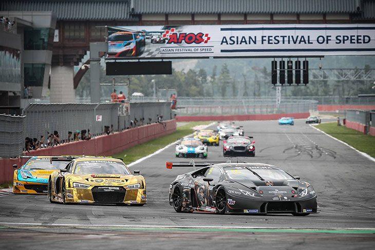 GT-Asia_Race-Start