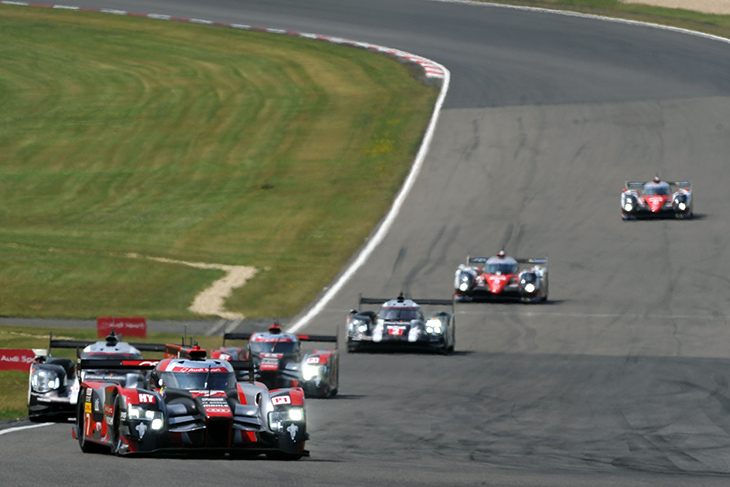 WEC-Nurburgring-2016-Start