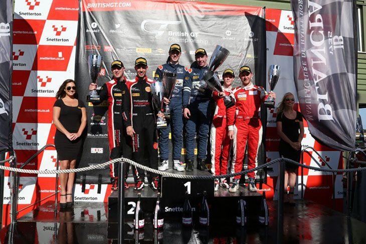 BGT-2016-Snetterton-GT4-Podium-Race-2