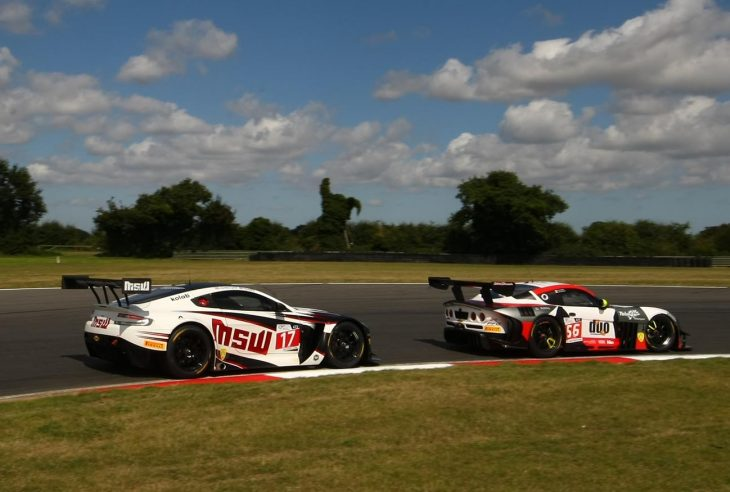 British-GT-Snetterton-2016-Header