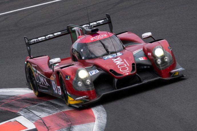 6th: #43 | LMP2 | D | RGR Sport by Morand | Ricardo Gonzalez, Bruno Senna, Filipe Albuquerque | Ligier JS P2 Nissan